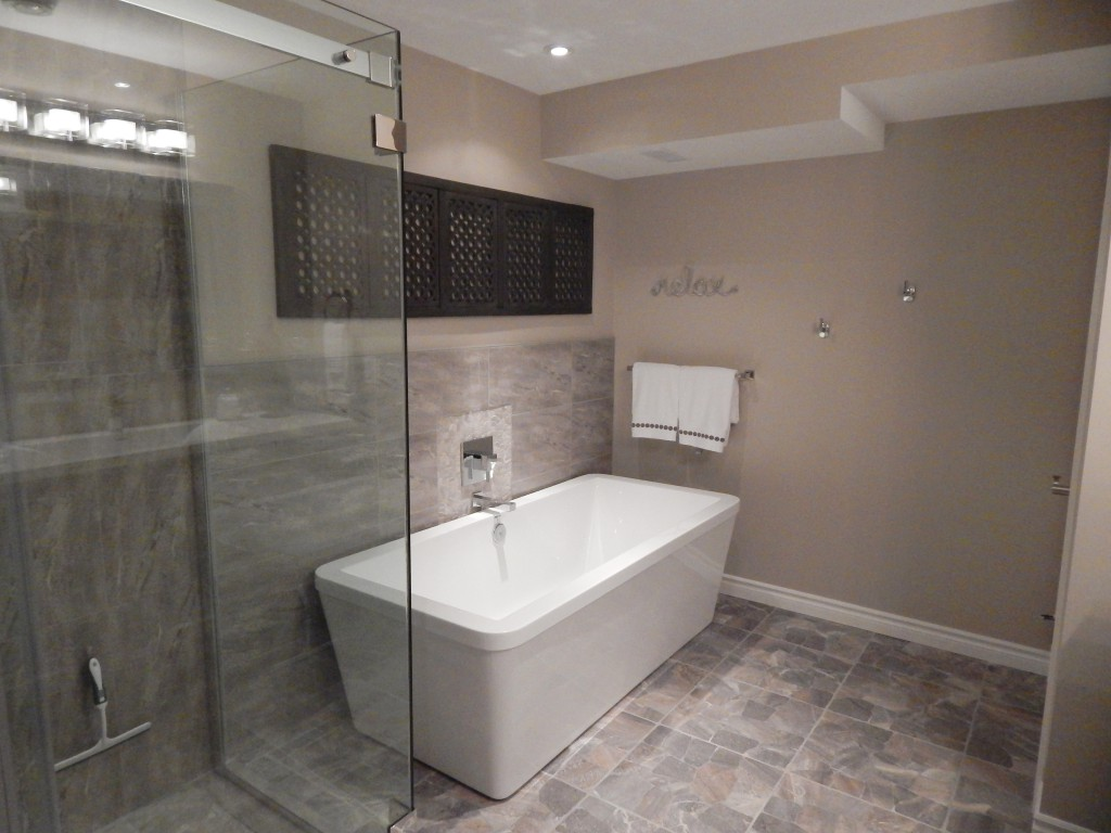 Custom Showers Are An Intricate Part Of The Modern Bathroom - Custom showers