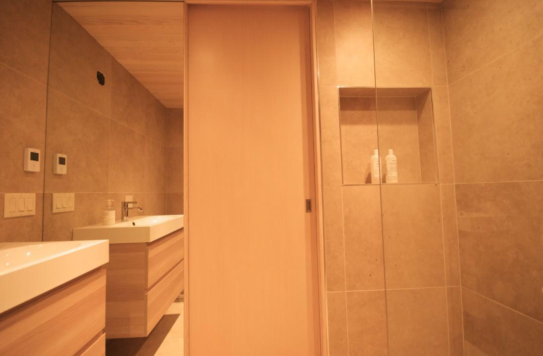 Walk In Shower In En Suite Bathroom