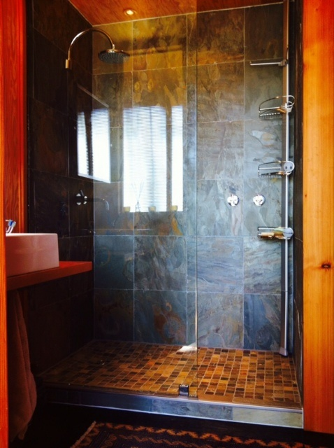 Slate Shower, Slate state of the Art Shower