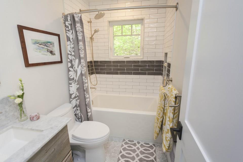 Well Designed Custom Bathroom